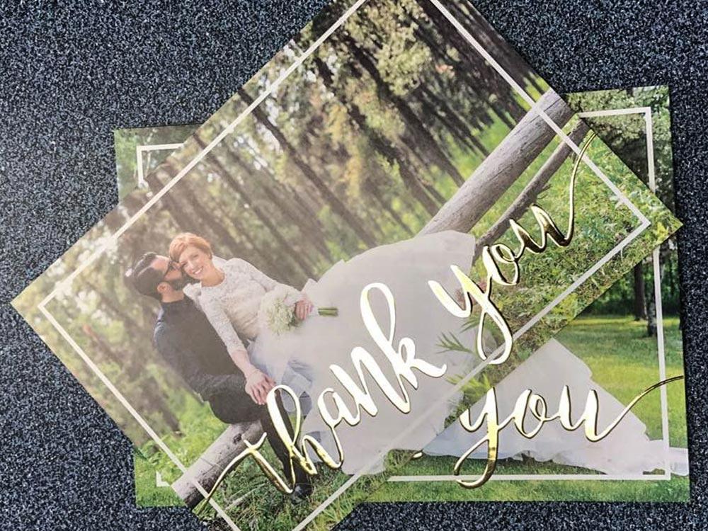 thank you print