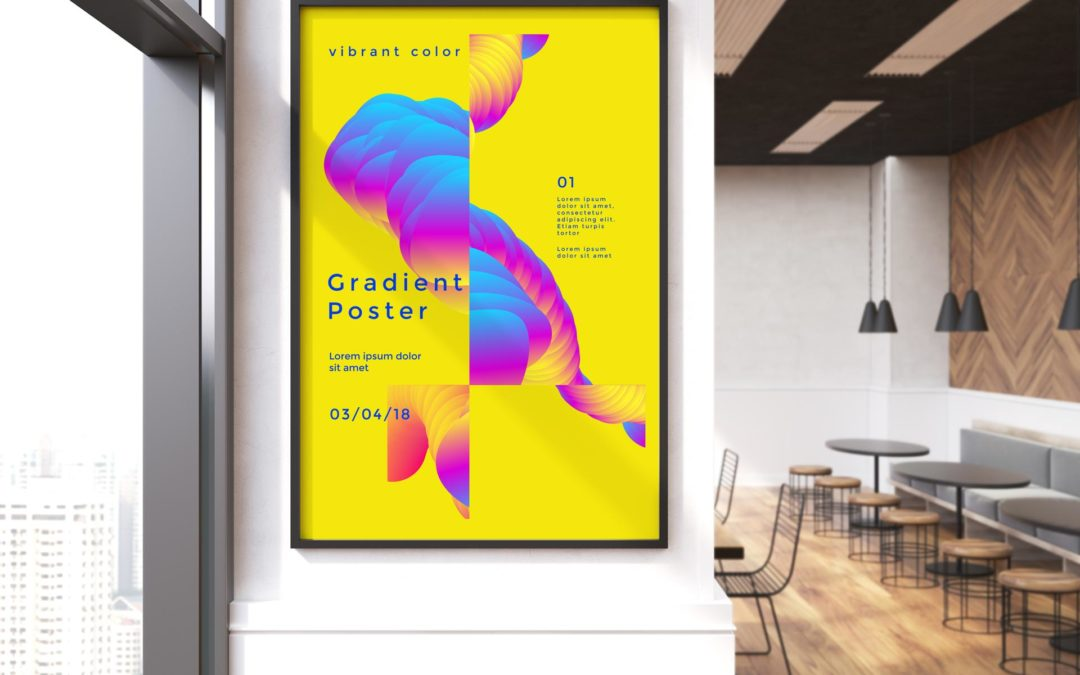 4 Considerations for Creating the  Perfect Poster