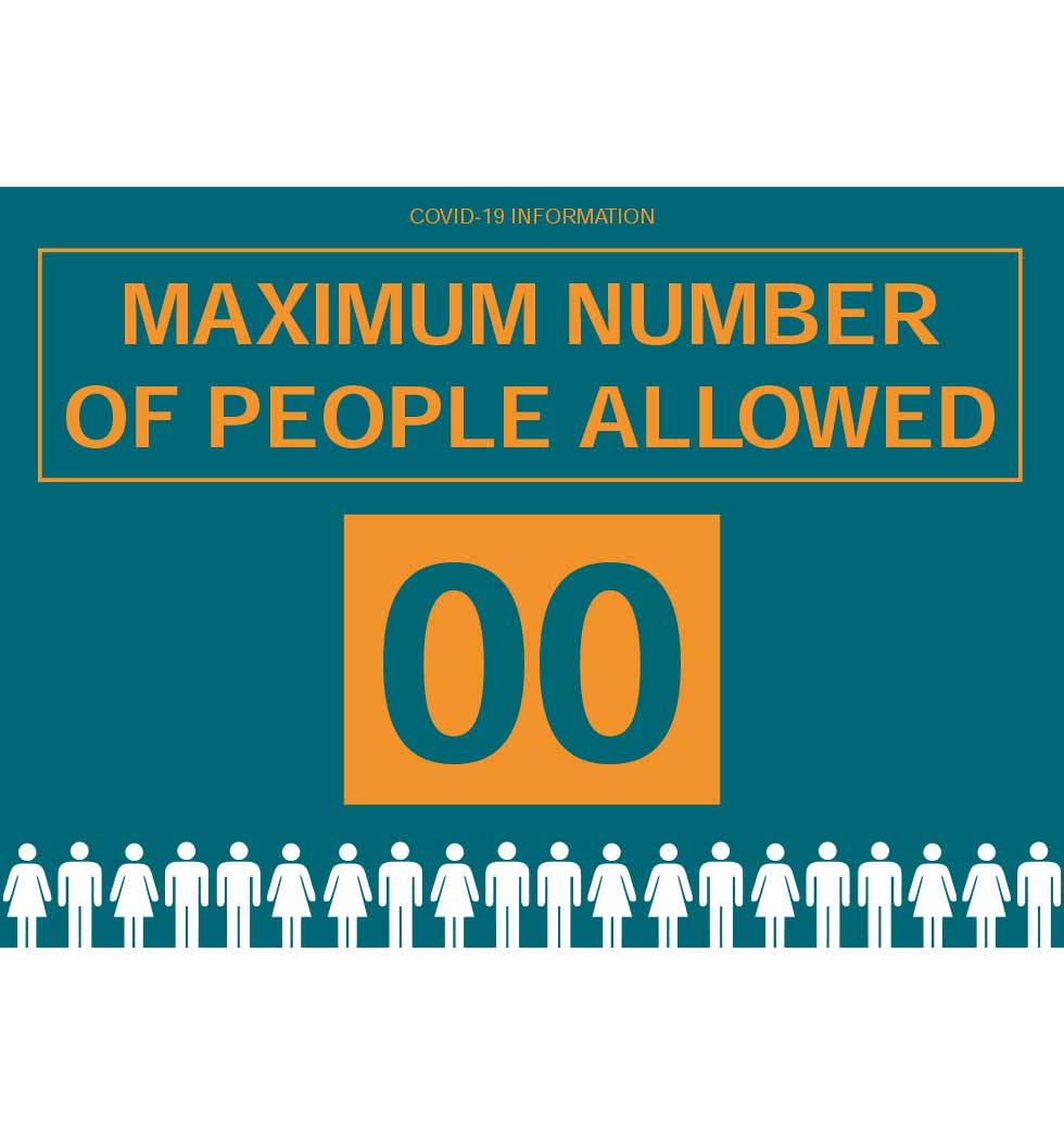 Maximum-number-of-people-allowed
