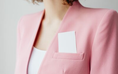 What you need for a professional business card